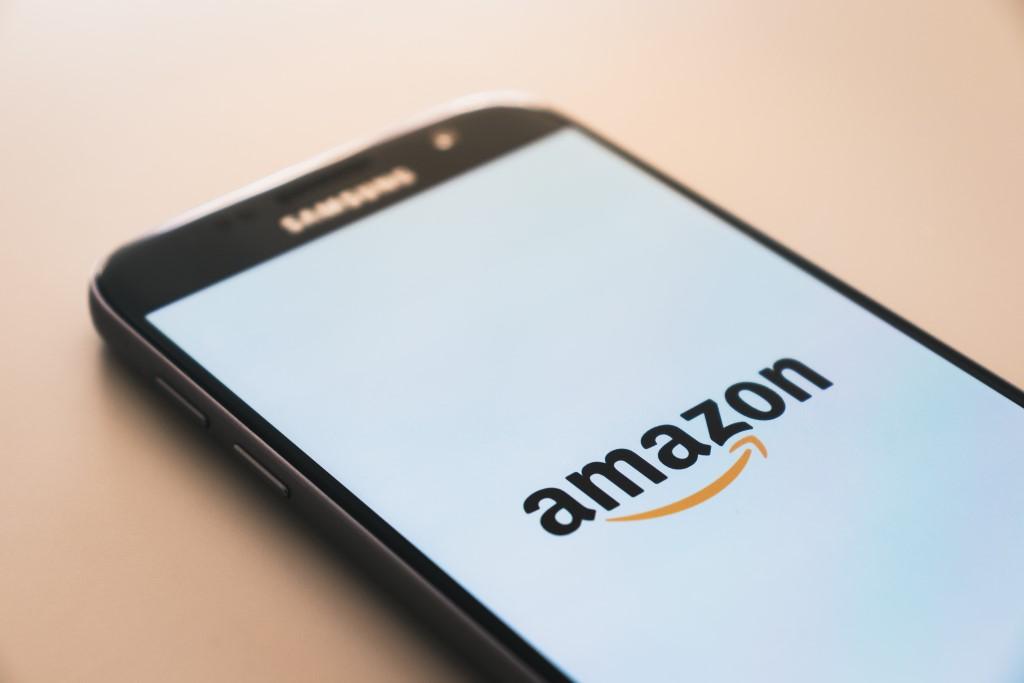 Amazon on Mobile Device
